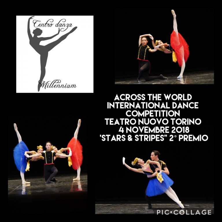 Across the World International Dance  Competition - 2° premio - Stars & Stripes