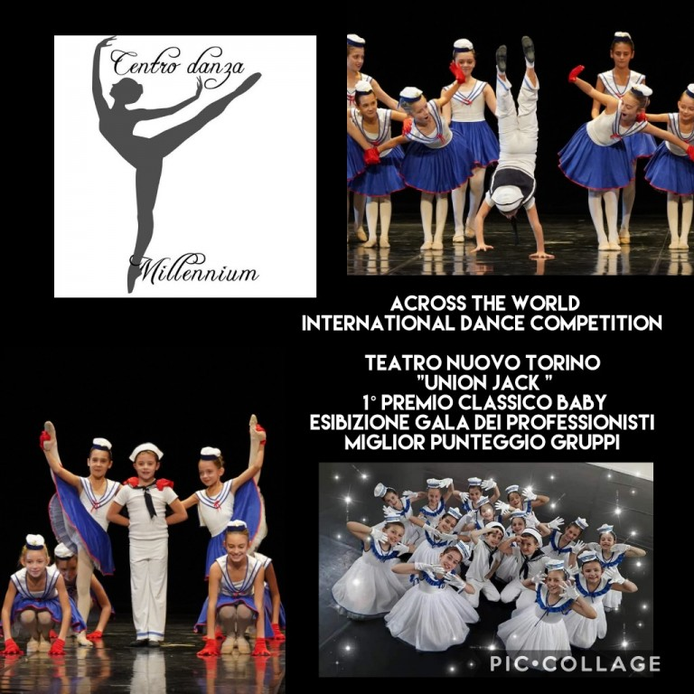 Collage Across the World International Dance  Competition