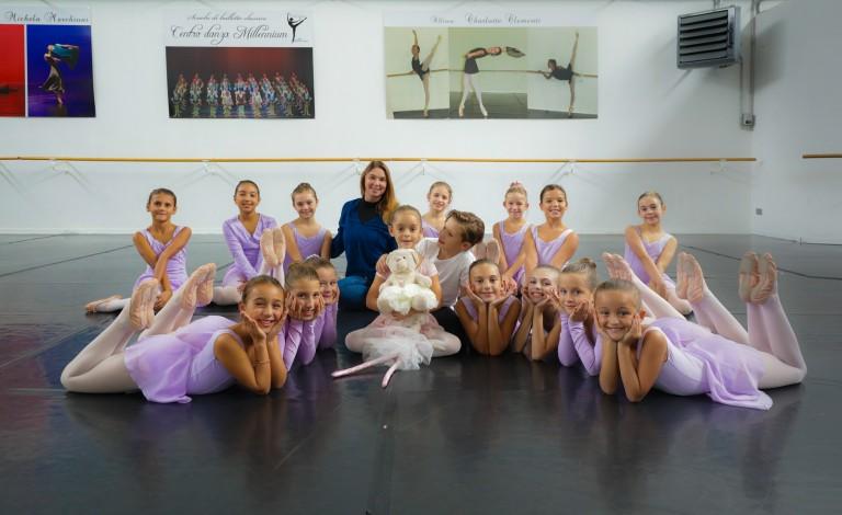 Ballerine di danza classica con Michela Marchioni