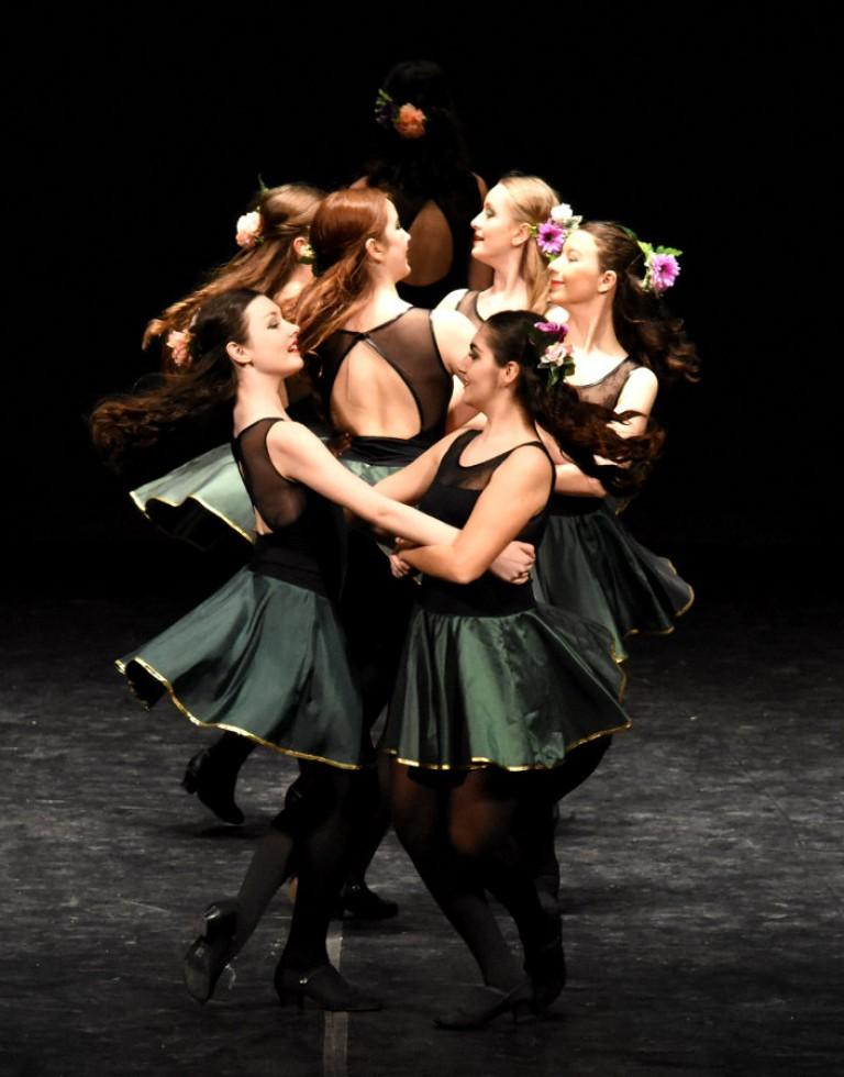 Balletto Celtic Rondò