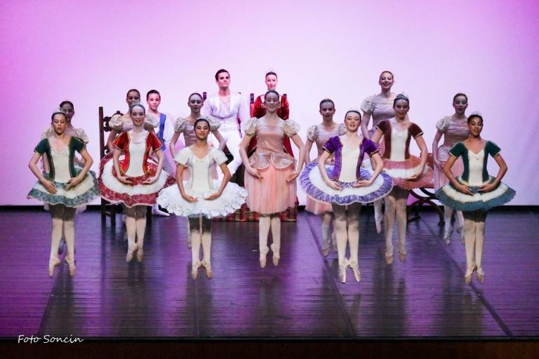 Ballerini in 'La Bella Addormentata'