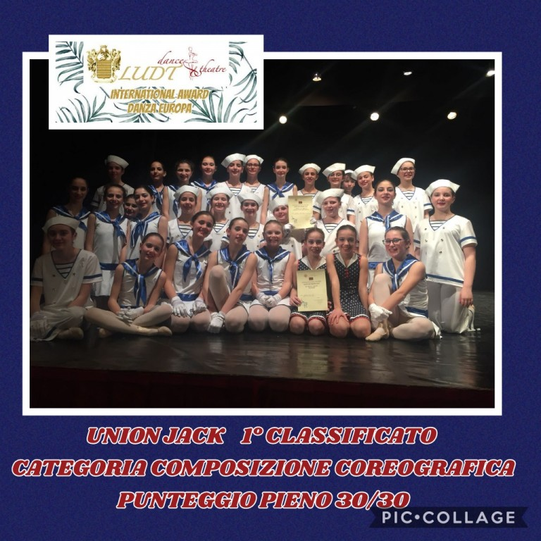 Corpo di ballo di CentroDanzaMillennium - International Award Danza Europa
