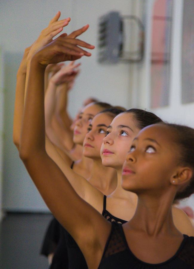Ballerine di danza classica