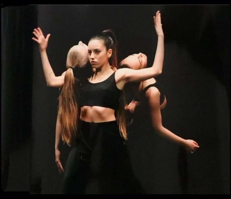 Clarissa Limongi  Danza moderna junior