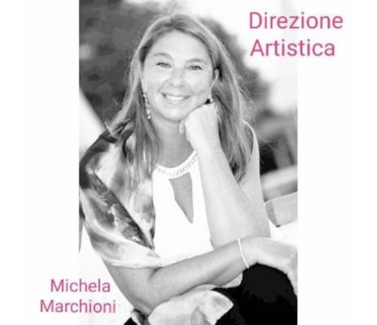 Primo piano di Michela Marchioni