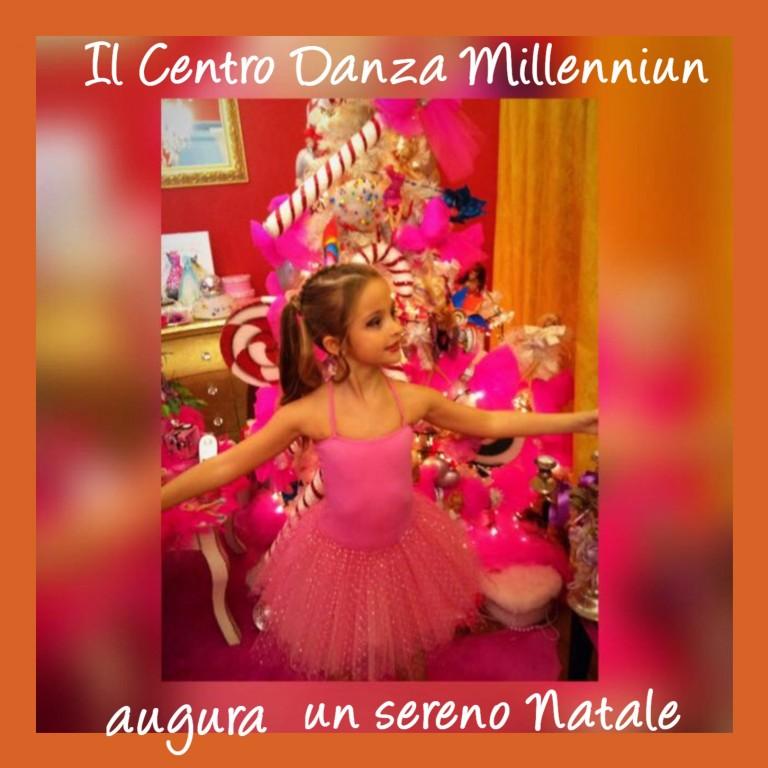 Buone feste da CentroDanzaMillennium