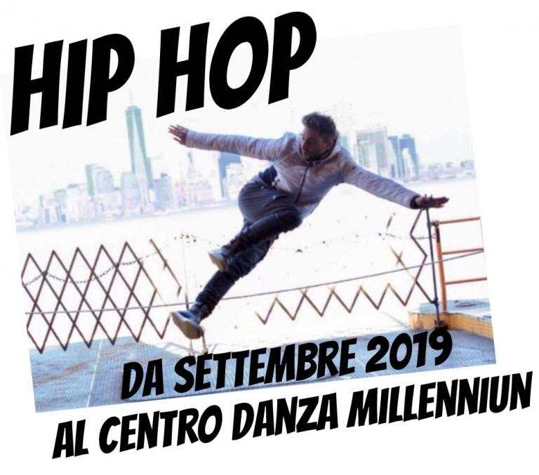 Novità: corso di Hip Hop