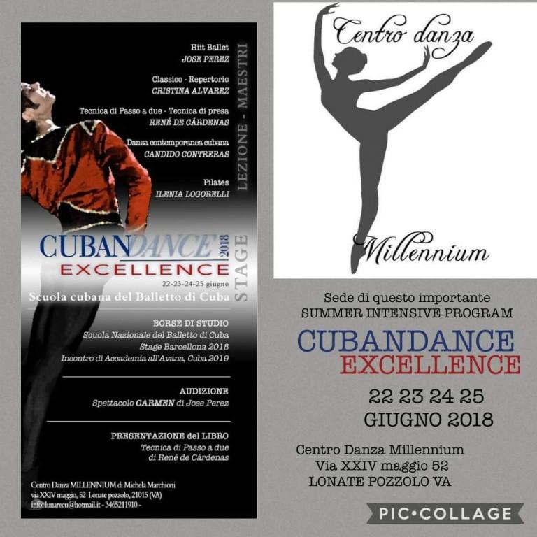 Copertina Stage CubanDance EXELLENCE