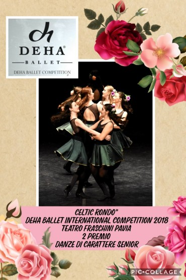 Foto Collage Deha Ballet Competition 2018